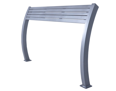 Parker All Aluminum Leaning Bench